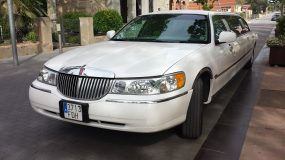 Limousine Service Barcelona | Lincoln Town Car