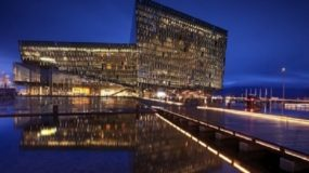 "Harpa Concert Hall in Reykjavik wins 2013 ""Mies Der Rohe"" award"